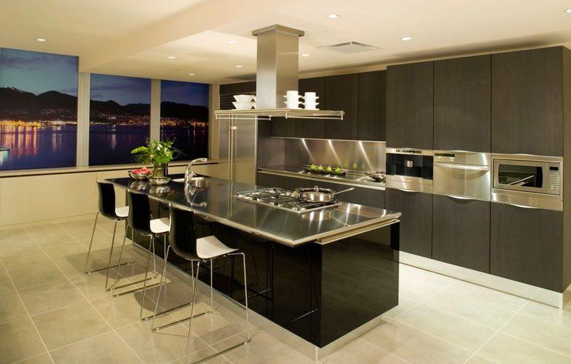 La cuisine du futur chez soi