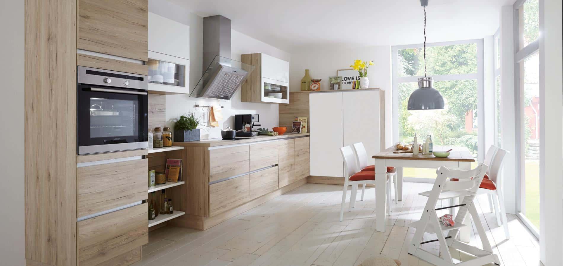 Comment am nager une cuisine fonctionnelle et agr able ma d co maison - Cuisine pratique et fonctionnelle ...