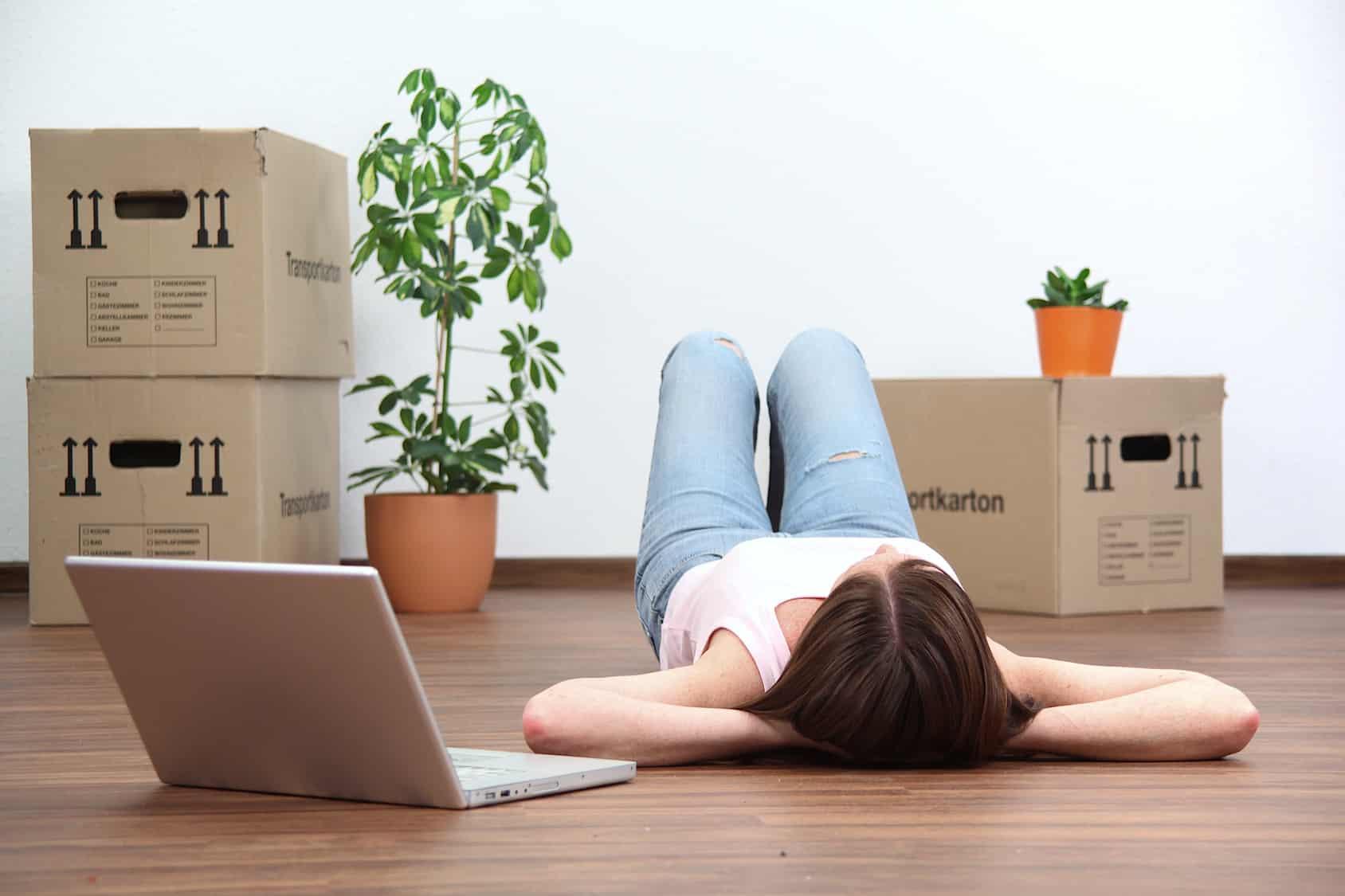 Organiser le déménagement