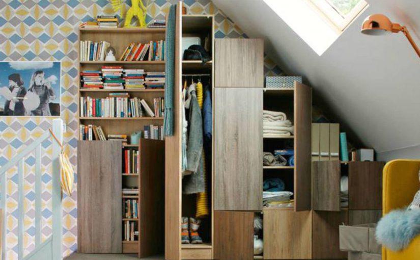 Les astuces pour gagner de l'espace dans un petit appartement
