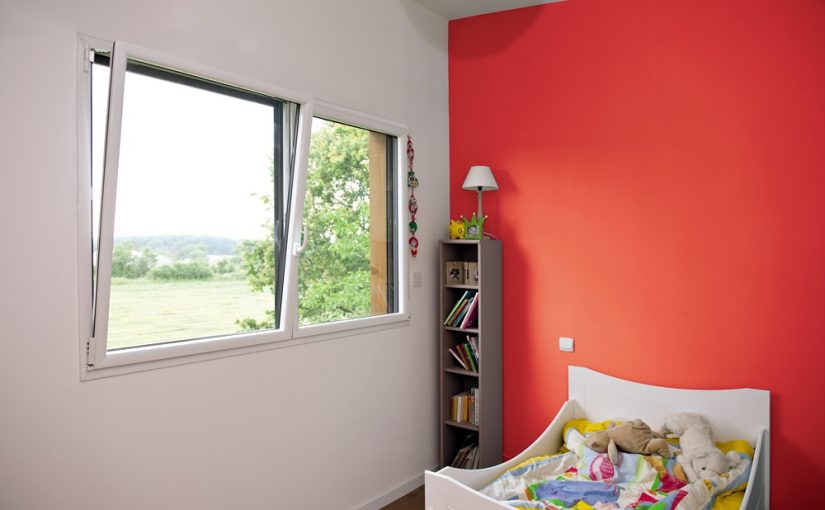 Les fenêtres en aluminium : la sécurité et l'esthétique