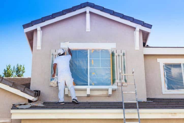 La peinture au cœur de vos travaux en bâtiment