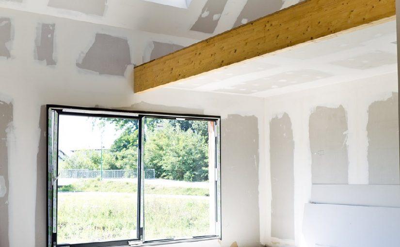 Pour l'aménagement de votre maison : plâtre ou placo ?