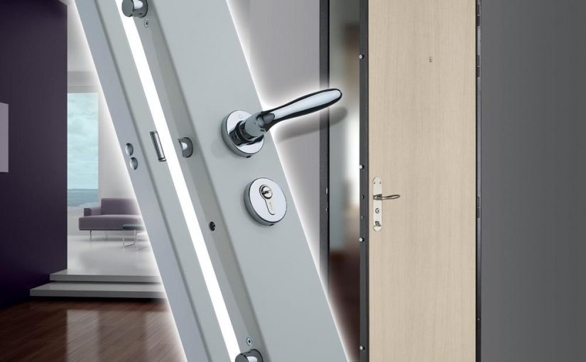Les portes blindées proposées par AFDR