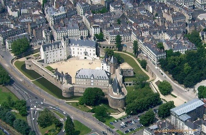 quartier de Nantes