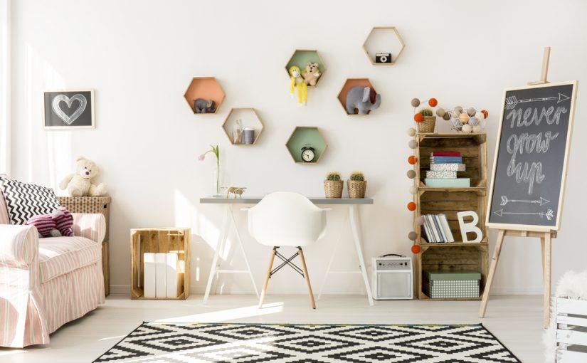Les différents styles de déco pour un bureau enfant - Ma Déco Maison
